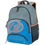 Heelys Backpack Grey/OrangeRoyal